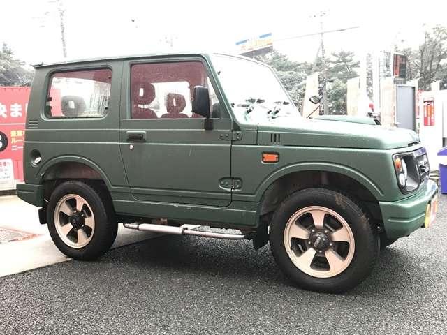 「スズキ」「ジムニー」「SUV・クロカン」「埼玉県」の中古車4