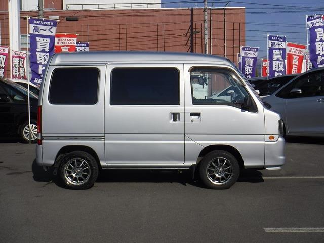 「スバル」「サンバー」「軽自動車」「新潟県」の中古車4