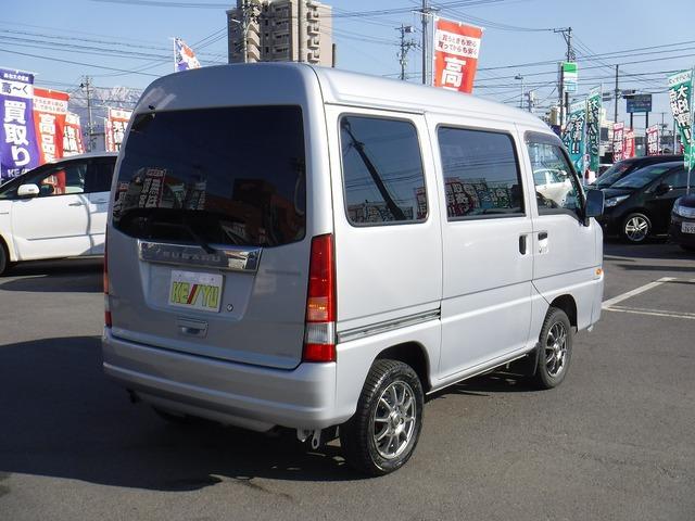 「スバル」「サンバー」「軽自動車」「新潟県」の中古車7