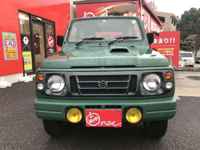 「スズキ」「ジムニー」「SUV・クロカン」「埼玉県」の中古車2