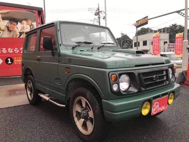 「スズキ」「ジムニー」「SUV・クロカン」「埼玉県」の中古車6