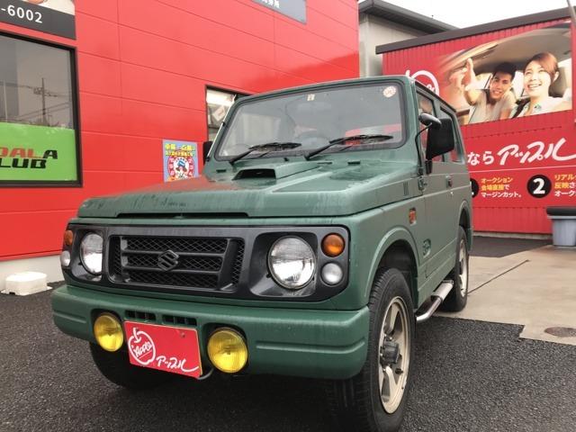 「スズキ」「ジムニー」「SUV・クロカン」「埼玉県」の中古車