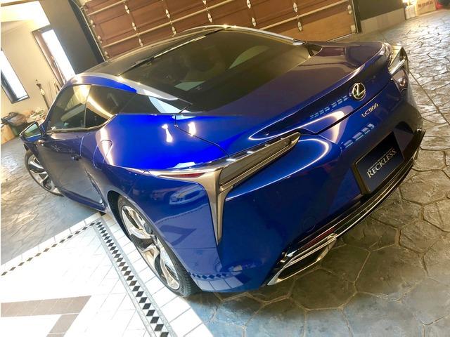 「レクサス」「LC500」「クーペ」「福岡県」の中古車8