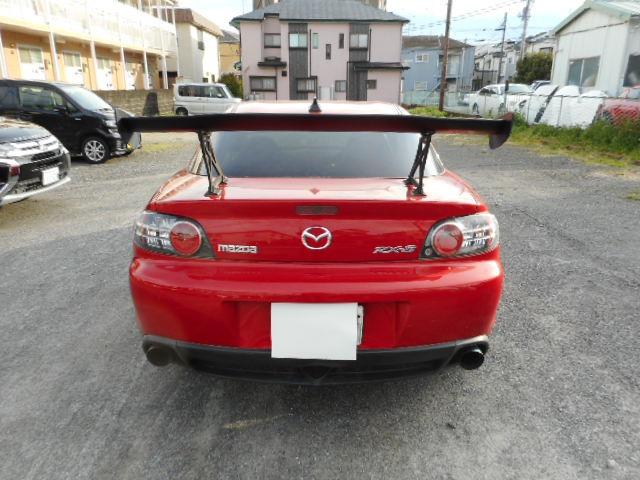 「マツダ」「RX-8」「クーペ」「神奈川県」の中古車8