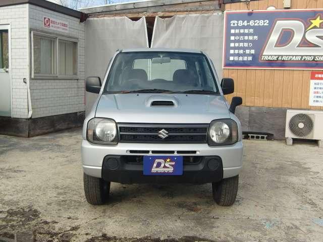 「スズキ」「ジムニー」「SUV・クロカン」「北海道」の中古車5