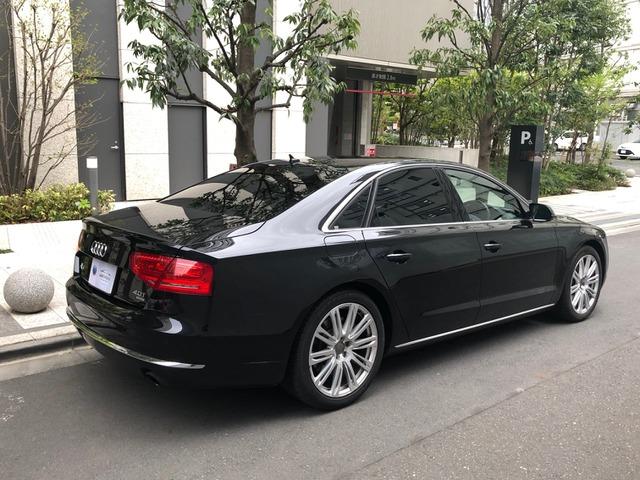 「アウディ」「A8」「セダン」「東京都」の中古車4