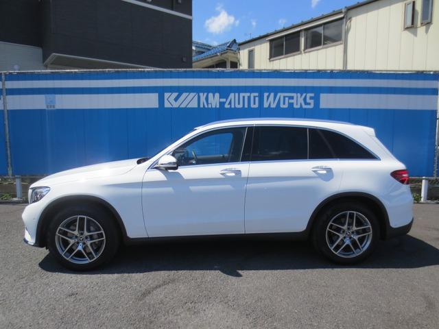 「メルセデスベンツ」「GLC250」「SUV・クロカン」「東京都」の中古車