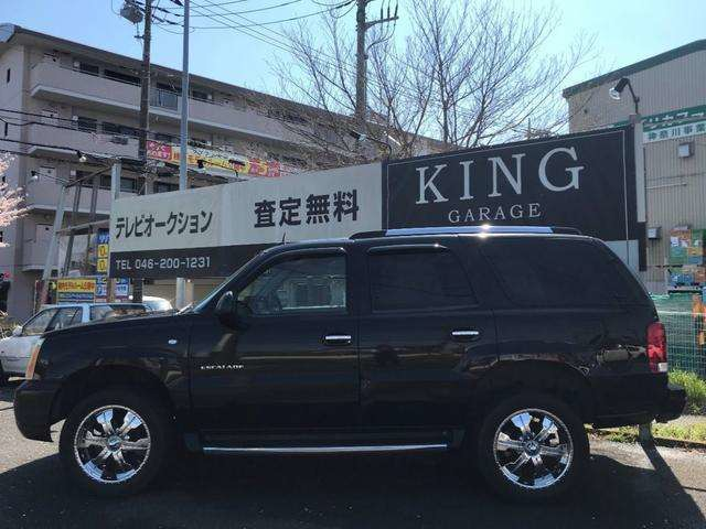 「キャデラック」「エスカレード」「SUV・クロカン」「神奈川県」の中古車7