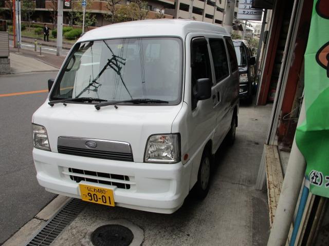 「スバル」「サンバー」「コンパクトカー」「大阪府」の中古車5