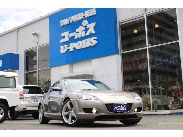 「マツダ」「RX-8」「クーペ」「福岡県」の中古車5