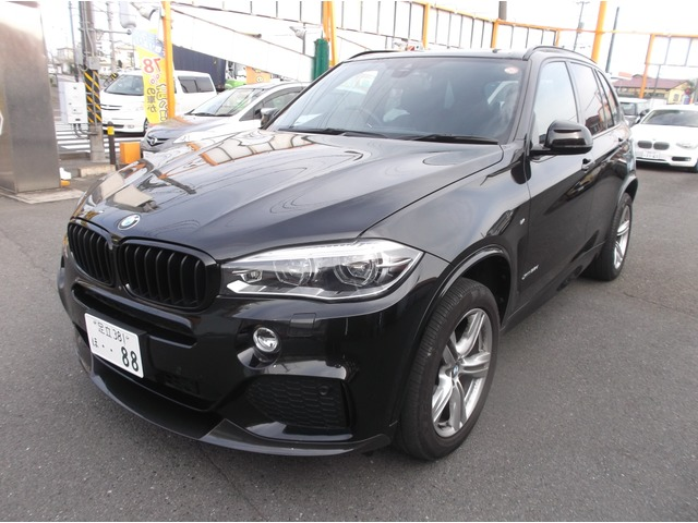 「BMW」「X5」「SUV・クロカン」「神奈川県」の中古車