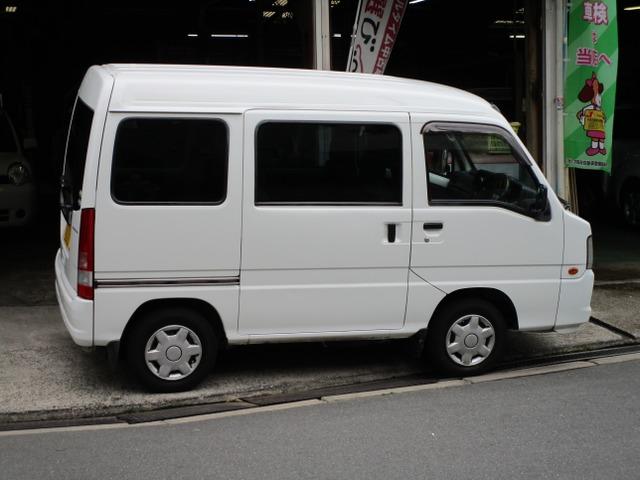 「スバル」「サンバー」「コンパクトカー」「大阪府」の中古車7