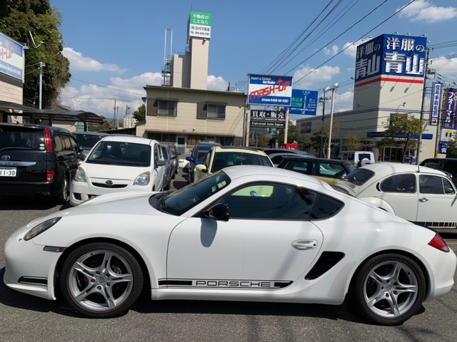 「ポルシェ」「ケイマン」「クーペ」「千葉県」の中古車