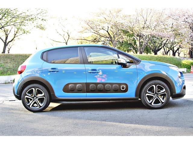 「シトロエン」「C3」「コンパクトカー」「愛知県」の中古車10