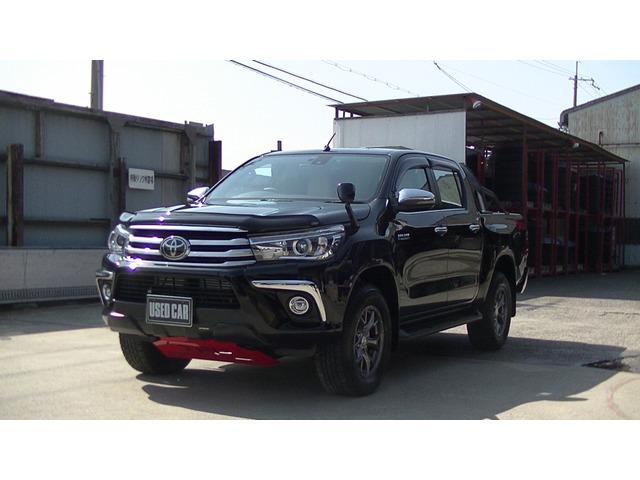 「トヨタ」「ハイラックス」「SUV・クロカン」「奈良県」の中古車7