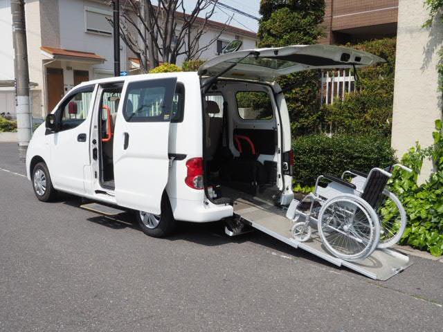 「日産」「NV200バネットバン」「商用車」「東京都」の中古車