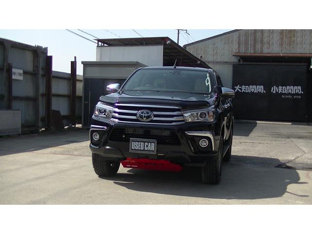 「トヨタ」「ハイラックス」「SUV・クロカン」「奈良県」の中古車8