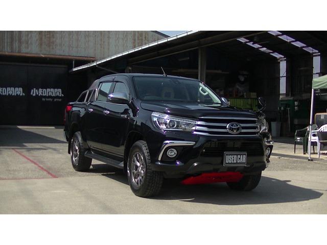 「トヨタ」「ハイラックス」「SUV・クロカン」「奈良県」の中古車10