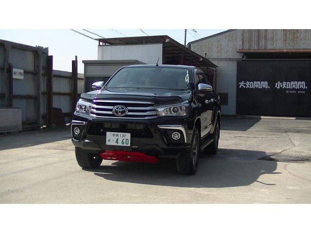 「トヨタ」「ハイラックス」「SUV・クロカン」「奈良県」の中古車6