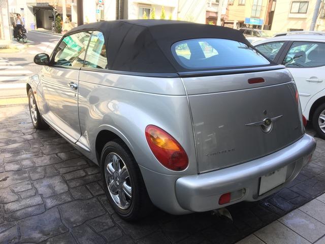 「クライスラー」「PTクルーザーカブリオ」「オープンカー」「東京都」の中古車
