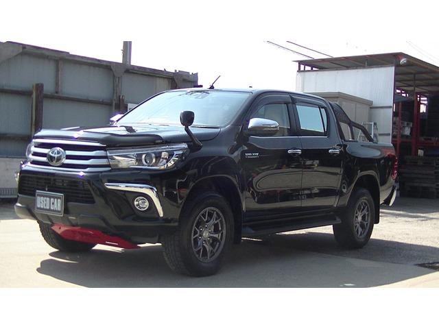 「トヨタ」「ハイラックス」「SUV・クロカン」「奈良県」の中古車