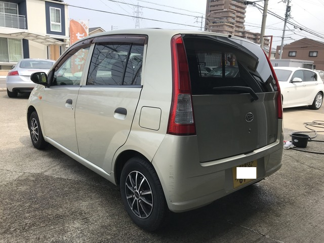 「ダイハツ」「ミラ」「コンパクトカー」「愛知県」の中古車