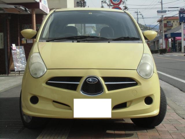 「スバル」「R2」「コンパクトカー」「福岡県」の中古車