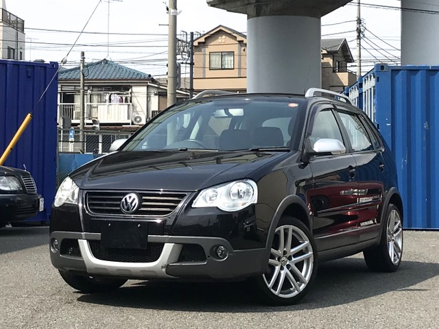 「フォルクスワーゲン」「クロスポロ」「コンパクトカー」「神奈川県」の中古車