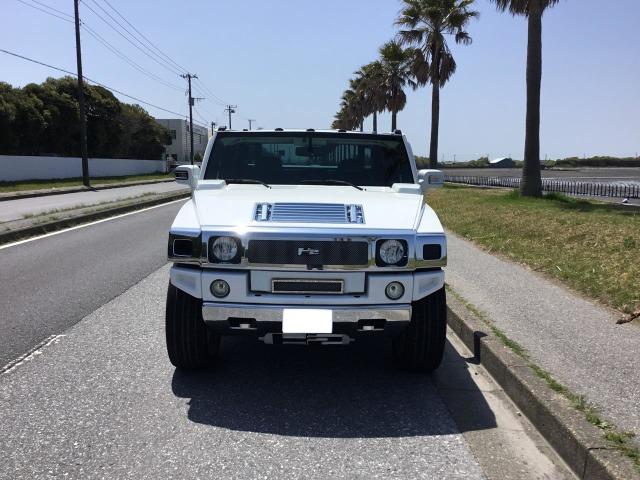 「ハマー」「H2」「SUV・クロカン」「千葉県」の中古車