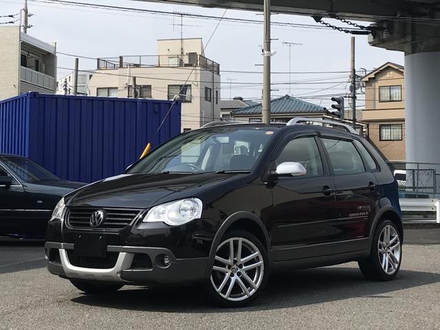 「フォルクスワーゲン」「クロスポロ」「コンパクトカー」「神奈川県」の中古車2