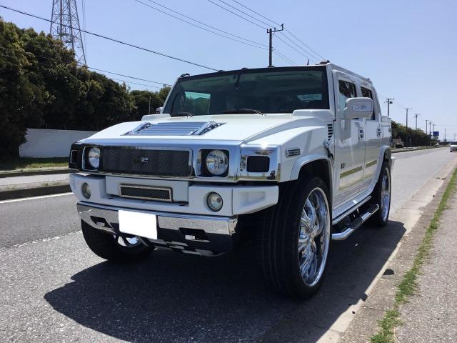 「ハマー」「H2」「SUV・クロカン」「千葉県」の中古車6