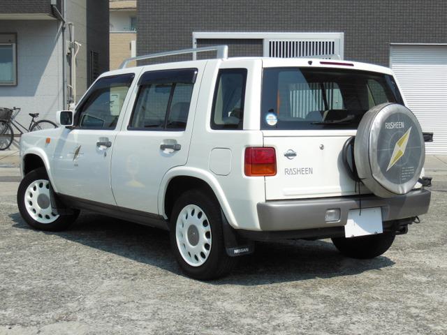 「日産」「ラシーン」「ステーションワゴン」「大阪府」の中古車