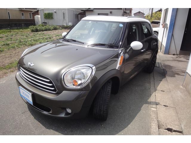 「MINI」「ミニクロスオーバー」「コンパクトカー」「静岡県」の中古車