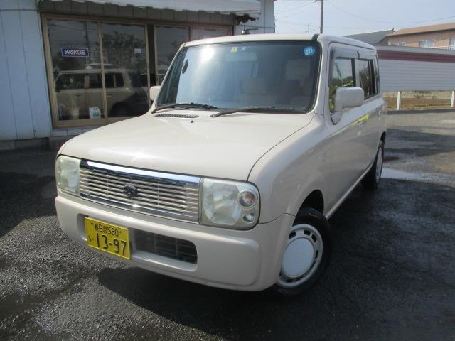 「スズキ」「アルトラパン」「コンパクトカー」「埼玉県」の中古車