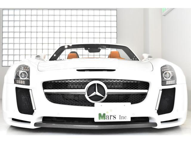 「メルセデスベンツ」「SLS AMG」「オープンカー」「東京都」の中古車2