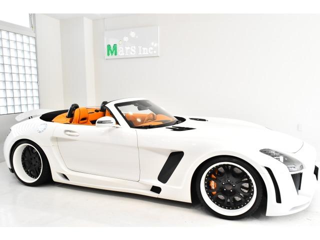 「メルセデスベンツ」「SLS AMG」「オープンカー」「東京都」の中古車4