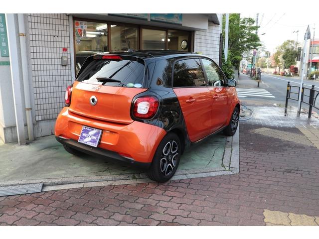 「スマート」「スマートフォーフォー」「コンパクトカー」「東京都」の中古車6