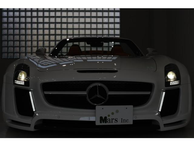 「メルセデスベンツ」「SLS AMG」「オープンカー」「東京都」の中古車3