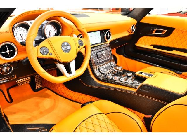 「メルセデスベンツ」「SLS AMG」「オープンカー」「東京都」の中古車8