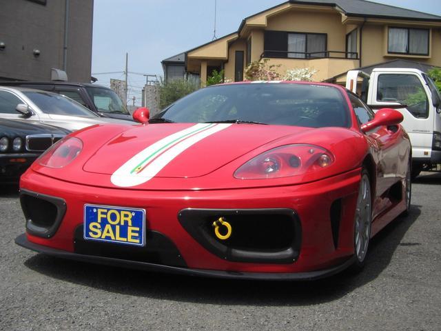 「フェラーリ」「360モデナ」「クーペ」「神奈川県」の中古車