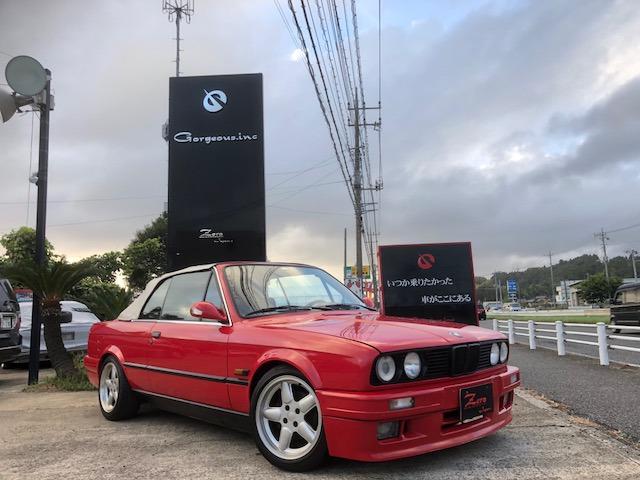 「BMW」「320iカブリオレ」「オープンカー」「千葉県」の中古車7