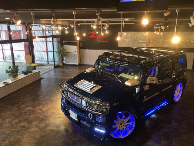 「ハマー」「H2」「SUV・クロカン」「千葉県」の中古車10