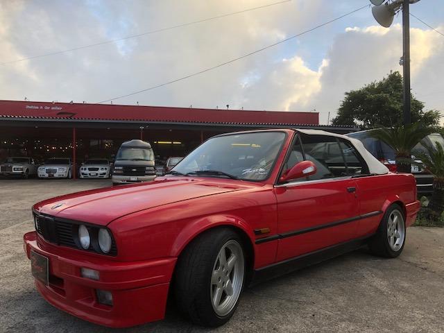 「BMW」「320iカブリオレ」「オープンカー」「千葉県」の中古車10