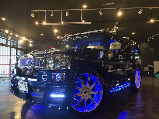 「ハマー」「H2」「SUV・クロカン」「千葉県」の中古車7