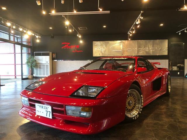 「フェラーリ」「テスタロッサ」「クーペ」「千葉県」の中古車9