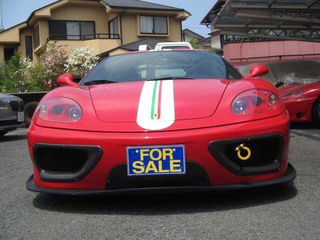 「フェラーリ」「360モデナ」「クーペ」「神奈川県」の中古車4