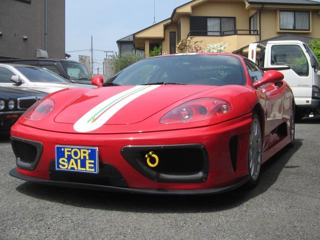 「フェラーリ」「360モデナ」「クーペ」「神奈川県」の中古車3