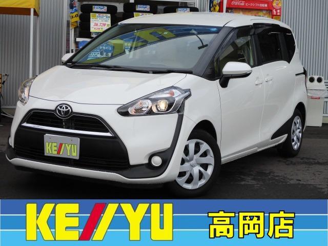 「トヨタ」「シエンタ」「ミニバン・ワンボックス」「富山県」の中古車