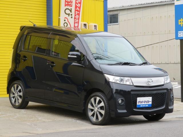 「マツダ」「AZ-ワゴン」「コンパクトカー」「愛知県」の中古車5