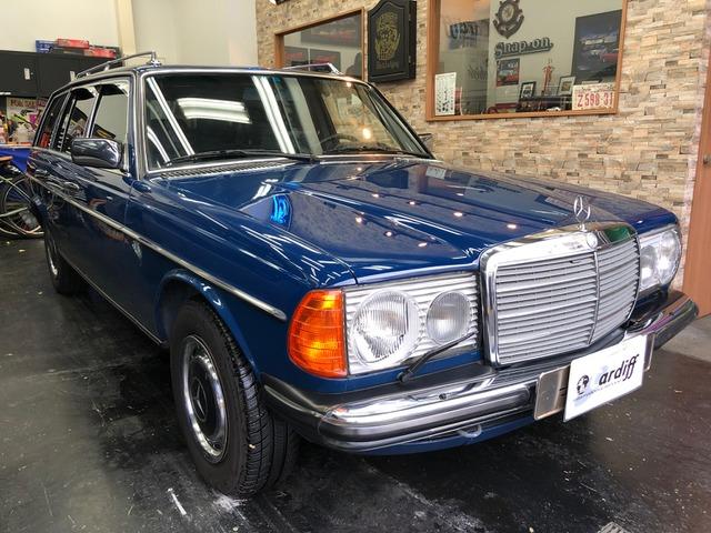 「メルセデスベンツ」「300TD」「ステーションワゴン」「東京都」の中古車4